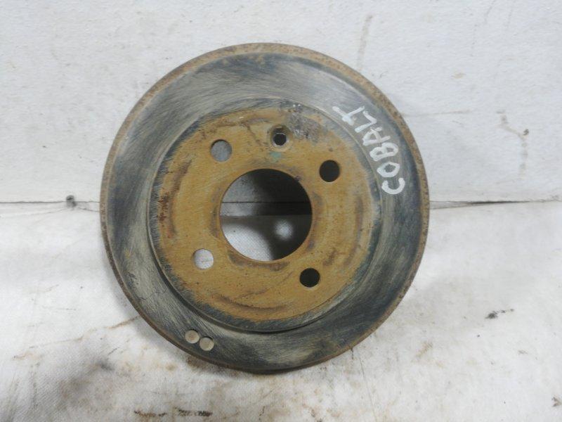 Тормозной барабан Chevrolet Cobalt задний 96853514 (б/у)