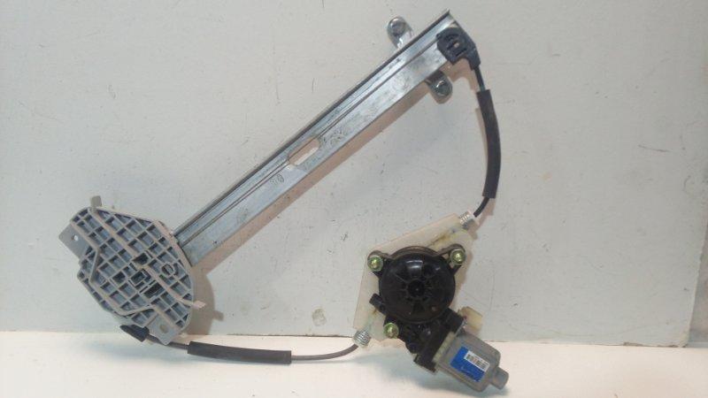 Механизм стеклоподъемника Kia Rio 3 (б/у)