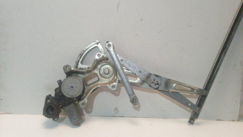 Механизм стеклоподъемника Toyota Rav4 задний правый (б/у)