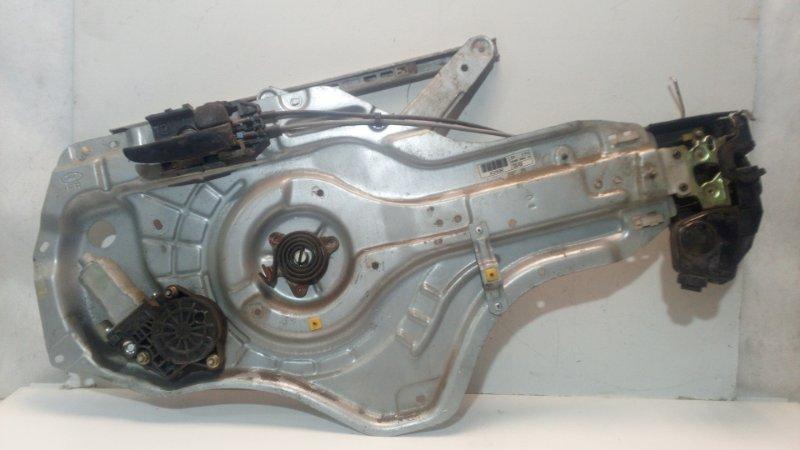 Механизм стеклоподъемника Hyundai Elantra 3 передний правый (б/у)