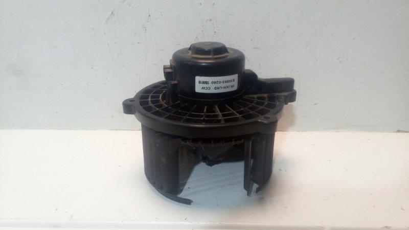 Мотор печки Kia Sportage 2 (б/у)