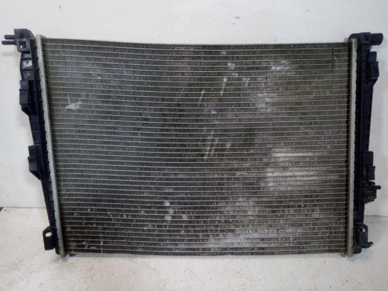 Радиатор основной Renault Fluence F4R 214100067R (б/у)