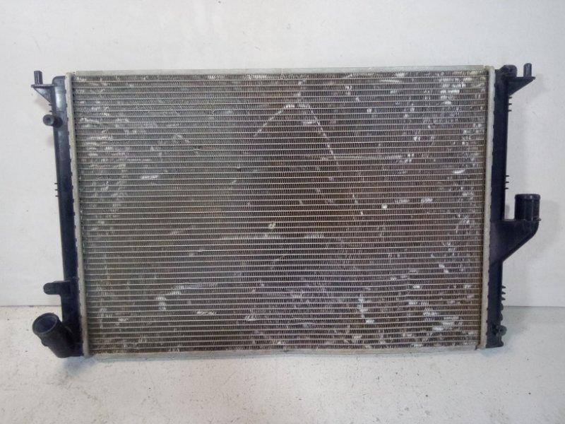 Радиатор основной Renault Logan 8200735039 (б/у)