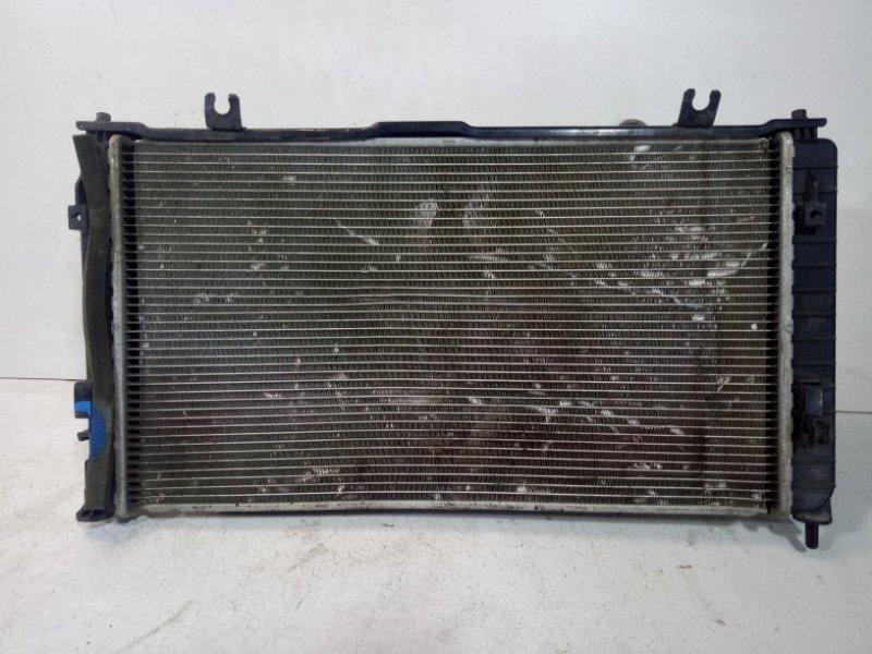Радиатор основной Datsun On-Do 2014> (б/у)