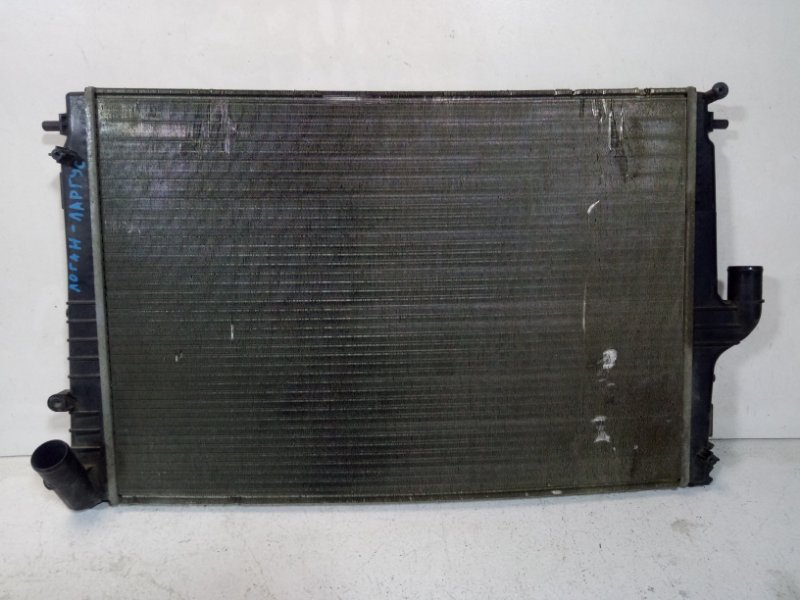 Радиатор основной Renault Logan 214107888R (б/у)
