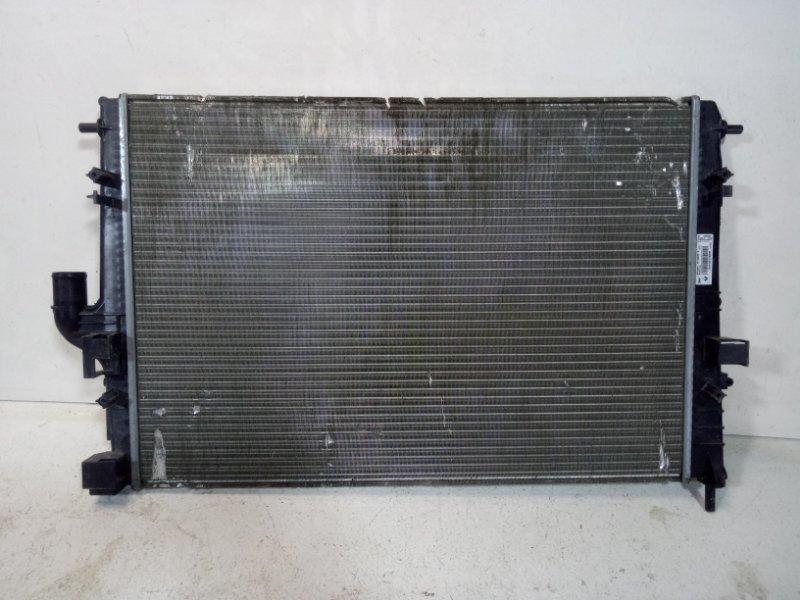 Радиатор основной Lada Largus 2012 214101752R (б/у)