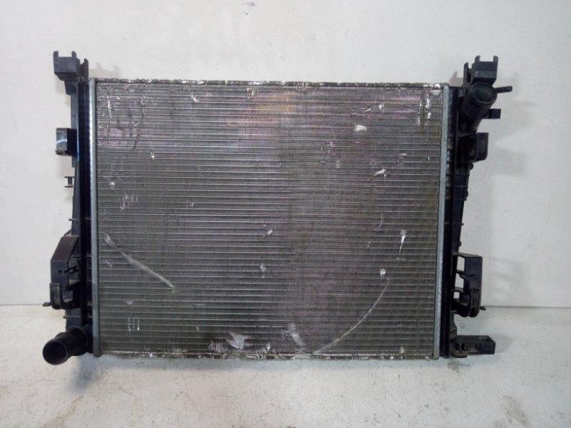 Радиатор основной Renault Logan 2005 214106179R (б/у)