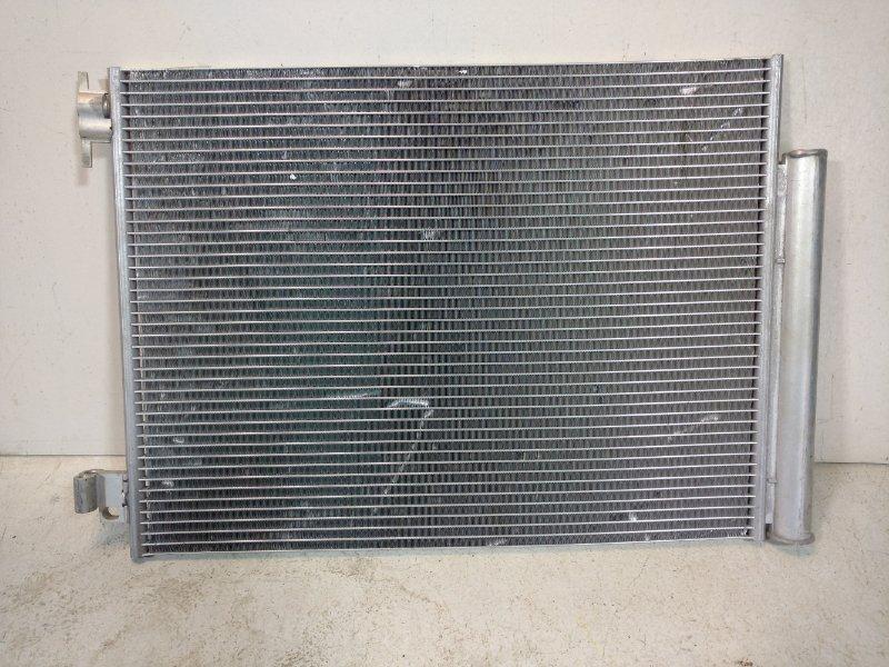 Радиатор кондиционера Renault Logan 2 L8 2014> 921006454R (б/у)
