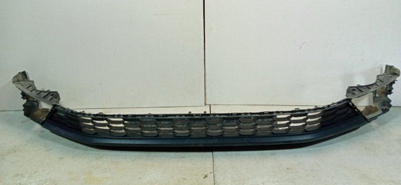 Бампер передний (нижняя часть) Volkswagen Tiguan 2 5NR8059039B9 (б/у)