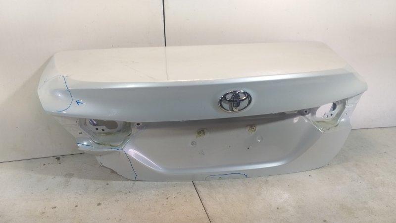 Крышка багажника Toyota Camry 70 V70 6440106F70 (б/у)