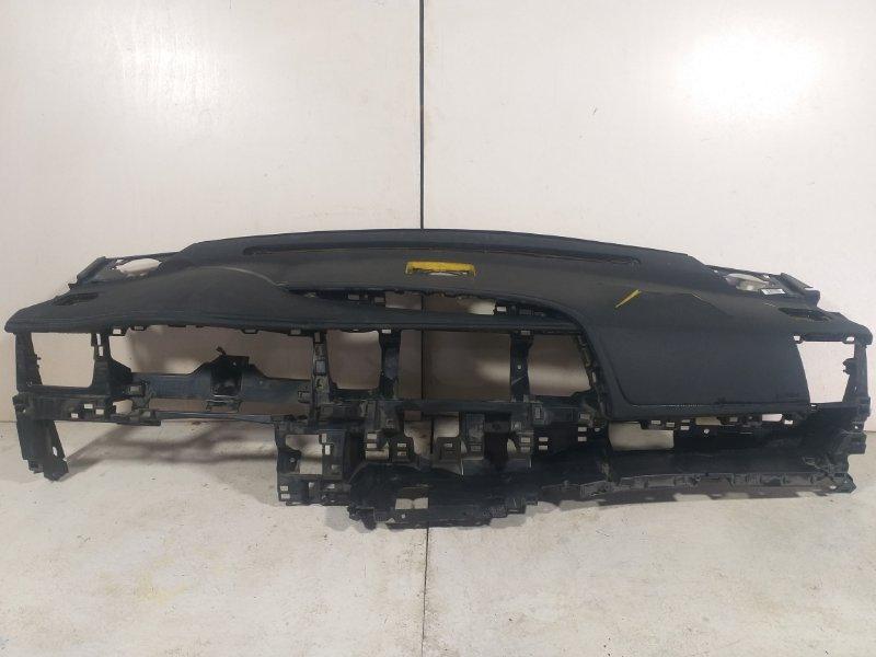 Панель салона (торпедо) Toyota Highlander 3 XU50 (б/у)