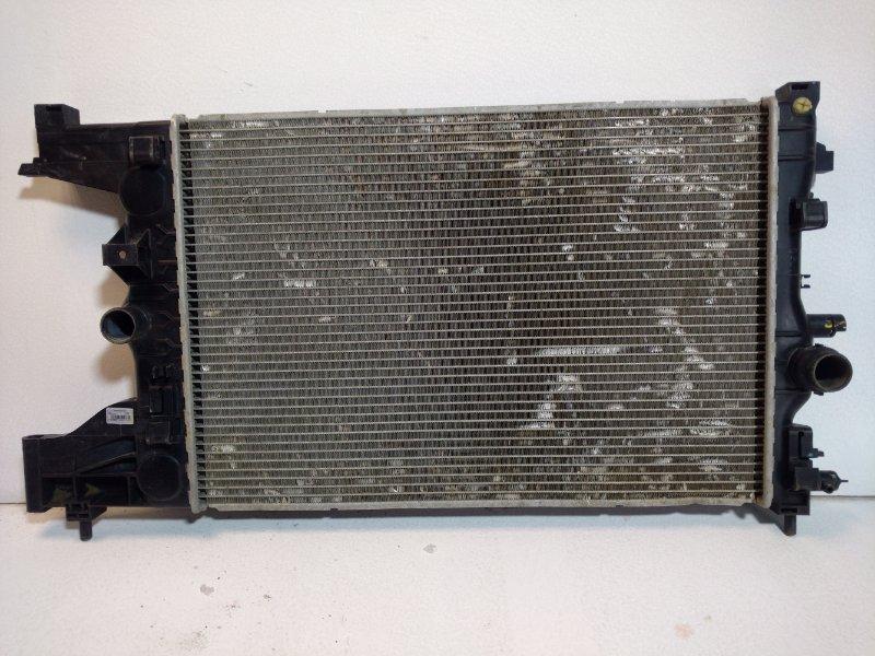 Радиатор основной Chevrolet Cruze (б/у)