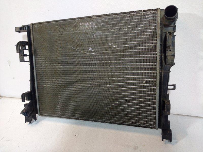 Радиатор основной Renault Duster (б/у)