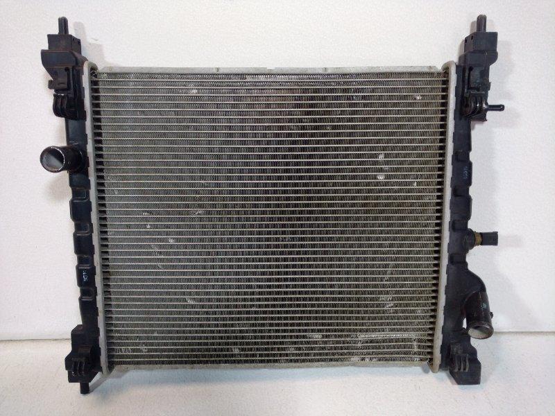 Радиатор основной Chevrolet Spark 3 (б/у)