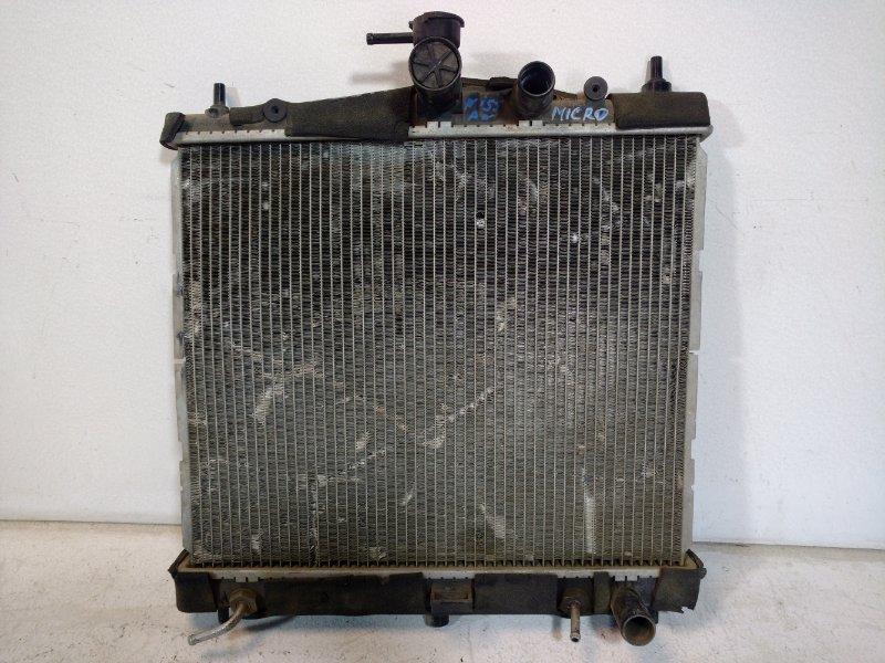 Радиатор основной Nissan Micra 214609U00A (б/у)