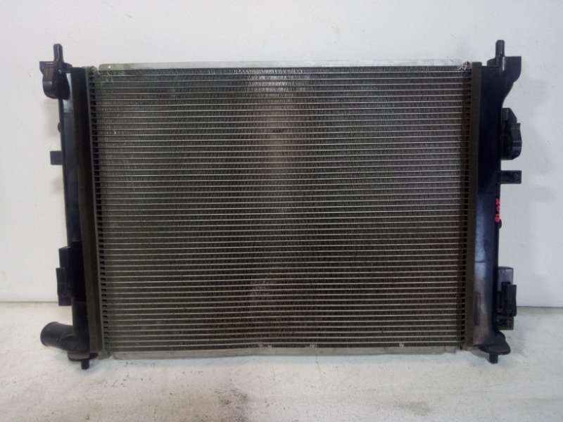 Радиатор основной Kia Rio 4 2017 25310H5000 (б/у)
