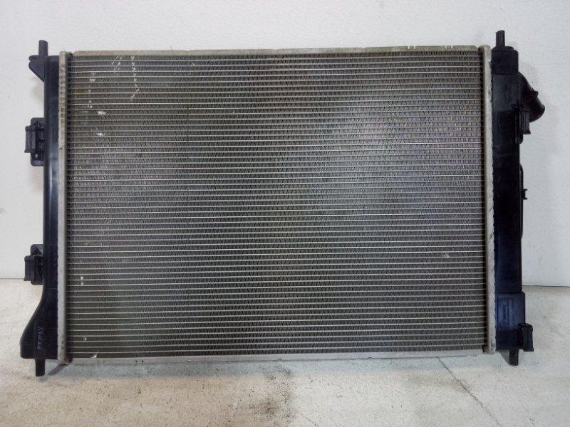 Радиатор основной Kia Rio 3 QB 253104L050 (б/у)