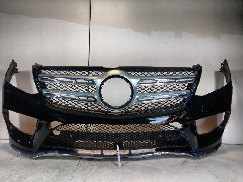 Бампер передний Mercedes Gls X166 2015> передний А16688518009999 (б/у)