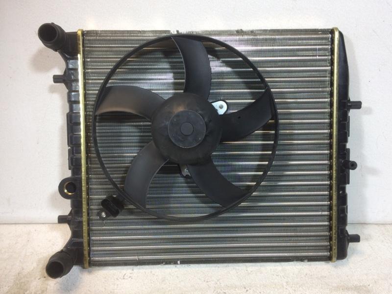 Радиатор основной Skoda Fabia 1 6Q0121201HA
