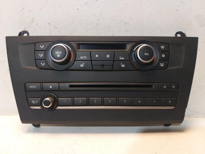 Магнитола Bmw X3 F25 3.0 2011 61319351155 (б/у)