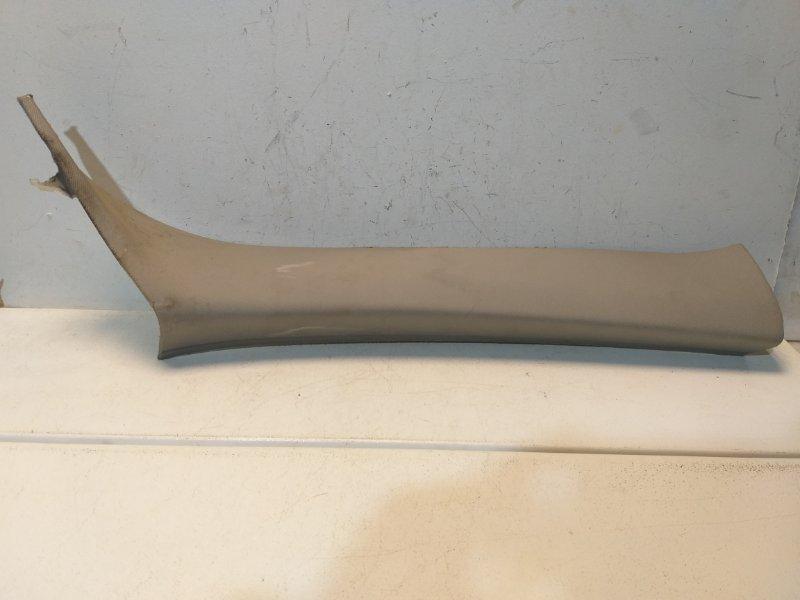 Обшивка стойки Bmw X3 F25 3.0 2011 передняя правая (б/у)
