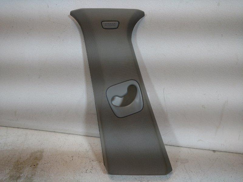 Обшивка салона Bmw X3 F25 3.0 (N52B30AF) 2011 левая 51437225309 (б/у)