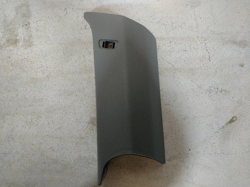 Обшивка стойки Bmw X3 F25 3.0 2011 правая 51437225312 (б/у)