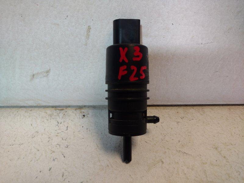Насос омывателя Bmw X3 F25 3.0 2011 67128362154 (б/у)