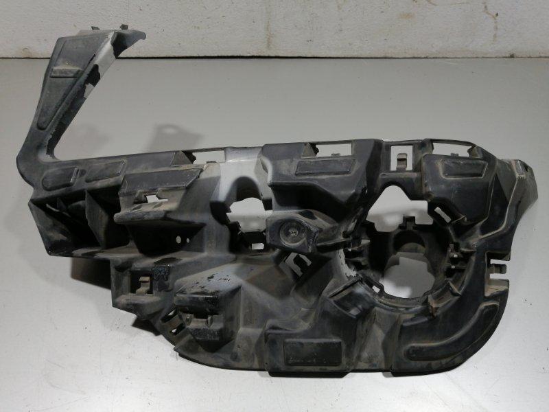 Крепление переднего бампера Bmw X3 F25 3.0 (N52B30AF) 2011 переднее левое 51117212955 (б/у)