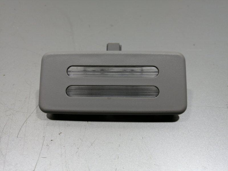 Плафон салонный Bmw X3 F25 3.0 2011 передний 63316962011 (б/у)