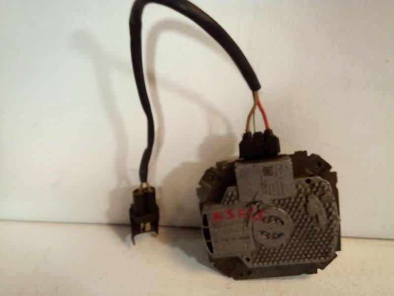 Блок управления вентилятором Bmw X3 F25 3.0 (N52B30AF) 2011 67327562594 (б/у)