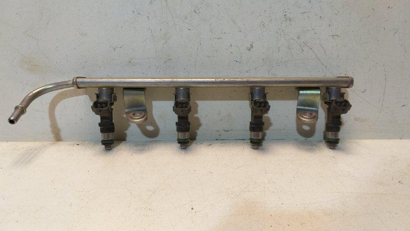 Рейка топливная (рампа) Mitsubishi Lancer 10 1.5 2007 1465A331 (б/у)