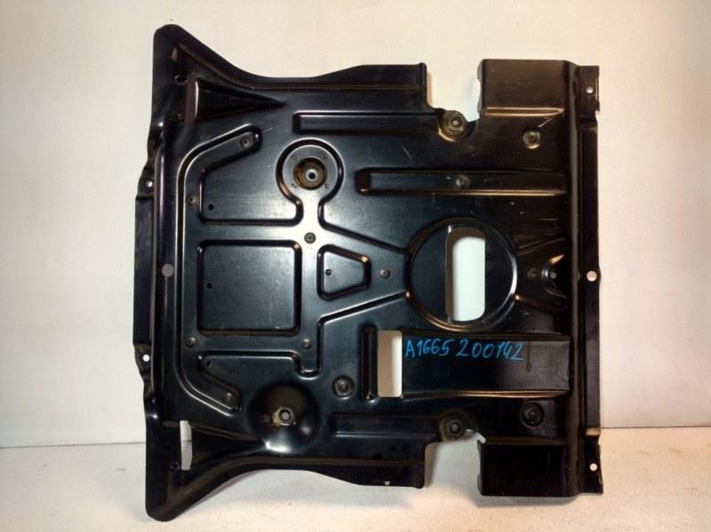 Защита двигателя Mercedes Ml A1665200142 (б/у)