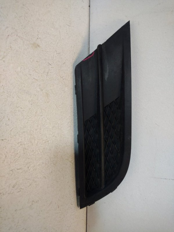 Заглушка птф Volkswagen Jetta 6 передняя левая (б/у)