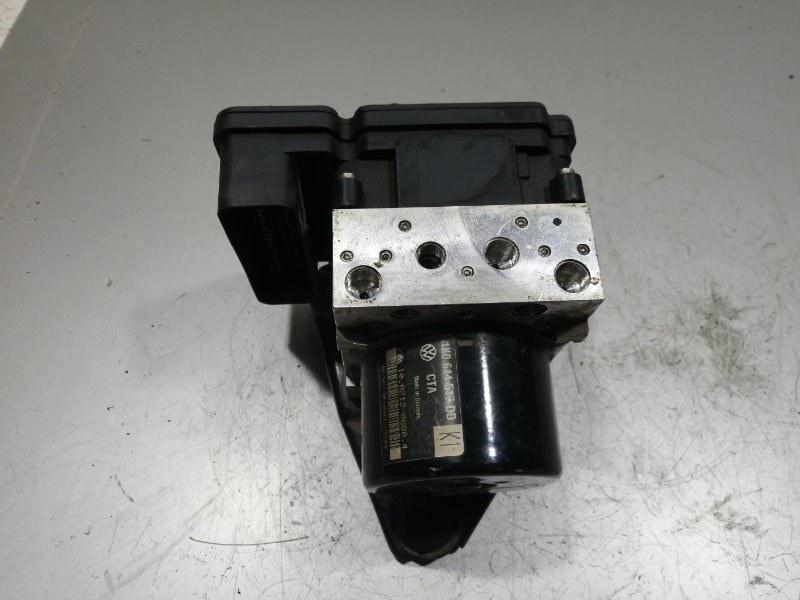 Блок abs (насос) Skoda Octavia A5 A5 2004 1K0614517DDBEF (б/у)