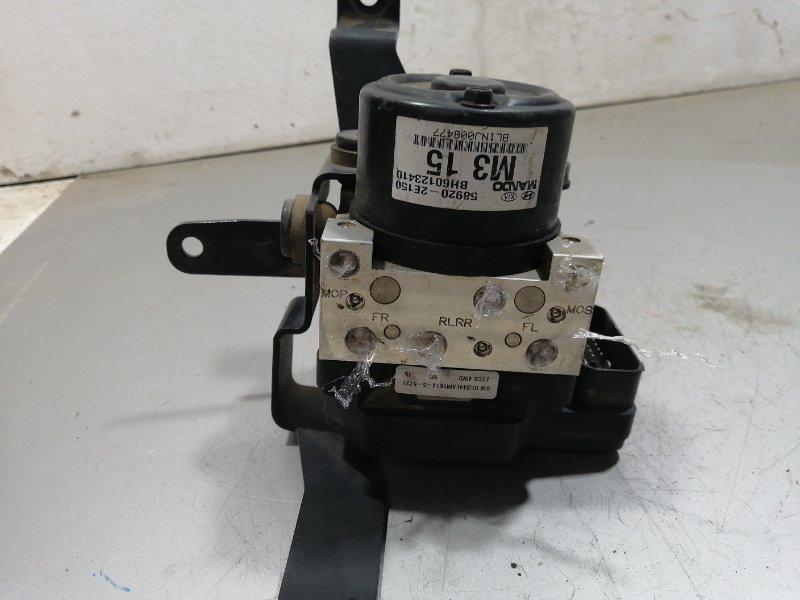 Блок abs (насос) Hyundai Tucson 1 JM 2004 589202E150 (б/у)