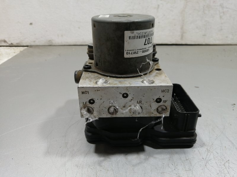 Блок abs (насос) Hyundai Santa Fe 3 DM 2012> 589202W710 (б/у)