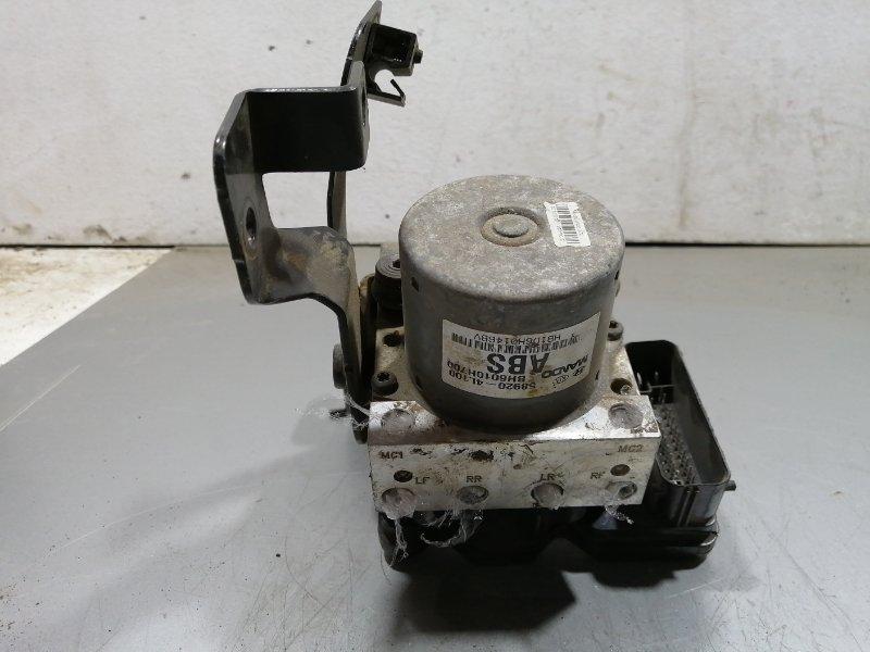 Блок abs (насос) Kia Rio 3 QB 2011 589204L100 (б/у)