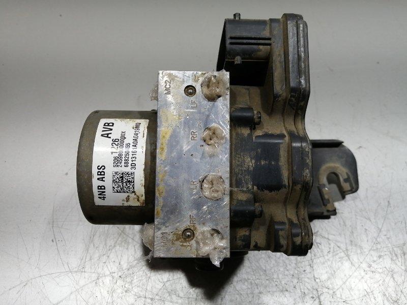 Блок abs (насос) Chevrolet Cobalt T250 2011 52061226 (б/у)