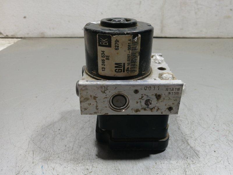Блок abs (насос) Opel Zafira B A05 2004 13246534 (б/у)