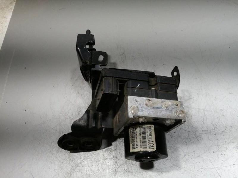 Блок abs (насос) Chevrolet Cruze J300 2009 13397617 (б/у)