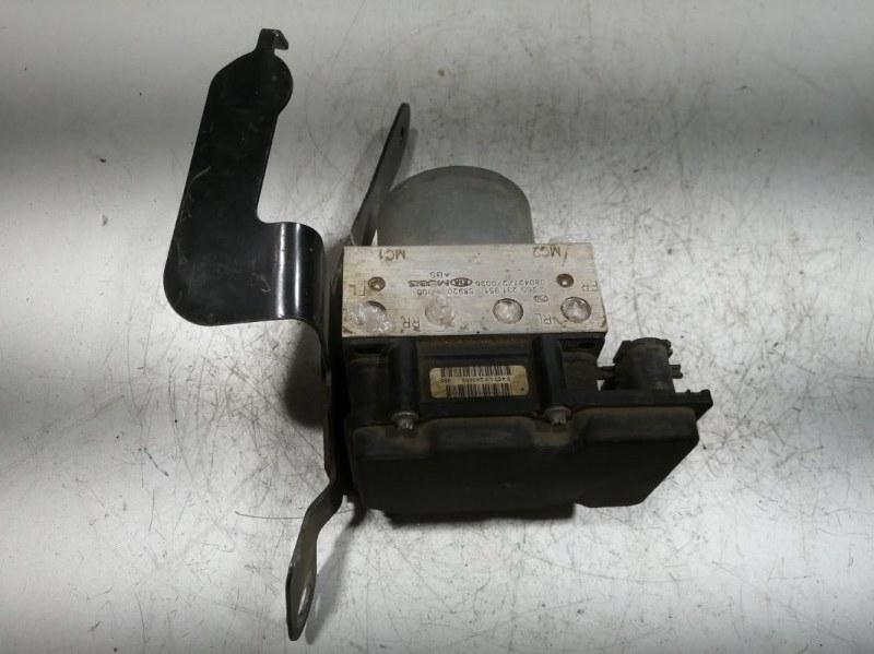 Блок abs (насос) Kia Ceed 1 ED 2007 589201H300 (б/у)