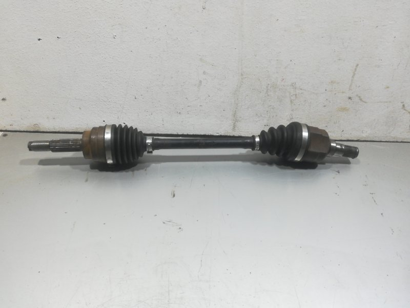 Привод Chevrolet Spark левый (б/у)