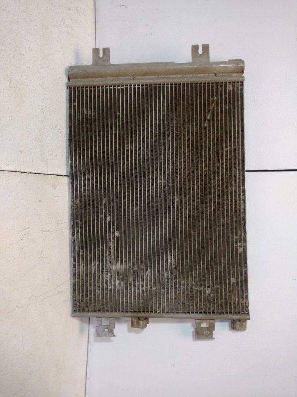Радиатор кондиционера Renault Logan 1 (б/у)