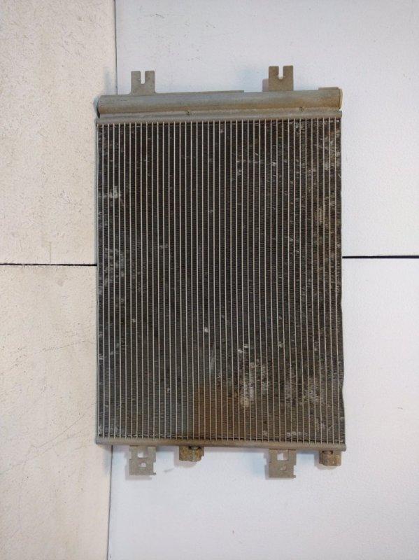 Радиатор кондиционера Renault Sandero 1 (б/у)