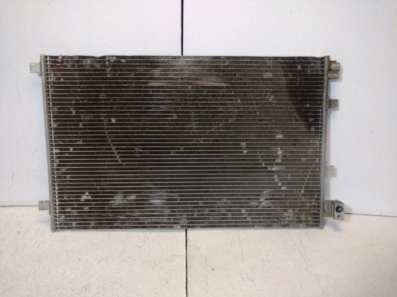 Радиатор кондиционера Nissan Qashqai 1 J10 2007 92100JD00A (б/у)