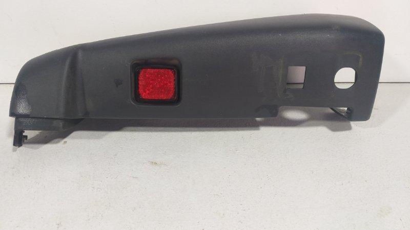 Накладка заднего бампера Fiat Ducato 295 2006 задняя левая 1305762070 (б/у)