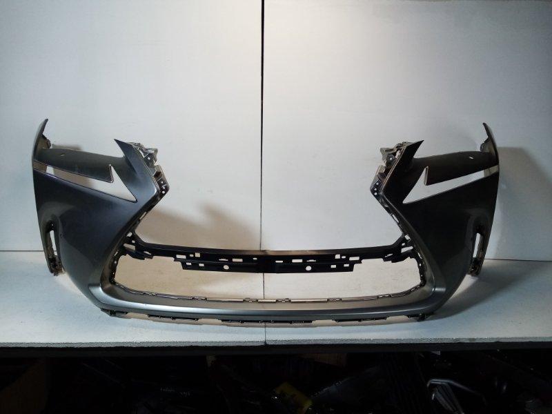 Бампер передний Lexus Nx Z10 2014 5211978901 (б/у)