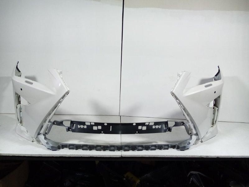 Бампер передний Lexus Rx AL10 2009 передний 521194D938 (б/у)