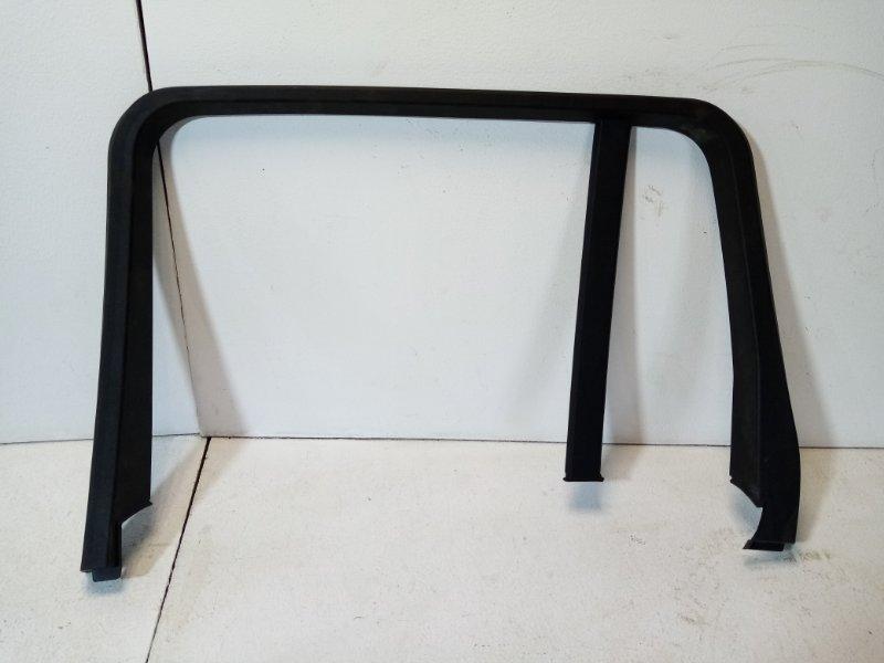 Накладка двери Mercedes Glk задняя правая (б/у)